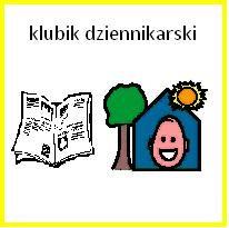 logo dziennikarski