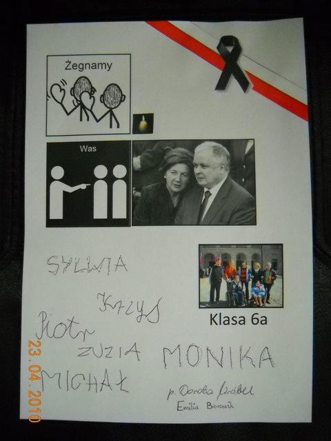 list kondolencyjny