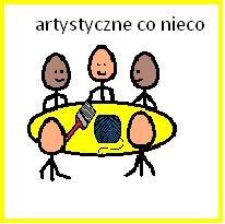 logo artystyczne co nieco