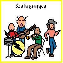 logo szafa grajaca
