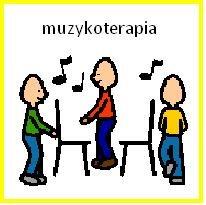 logo muzykoterapia