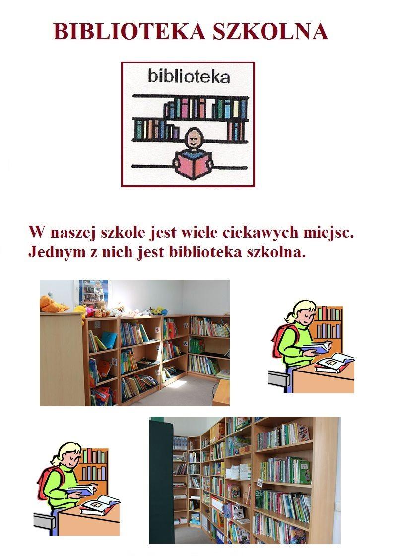 biblioteka szkolna cz.1- styczeń