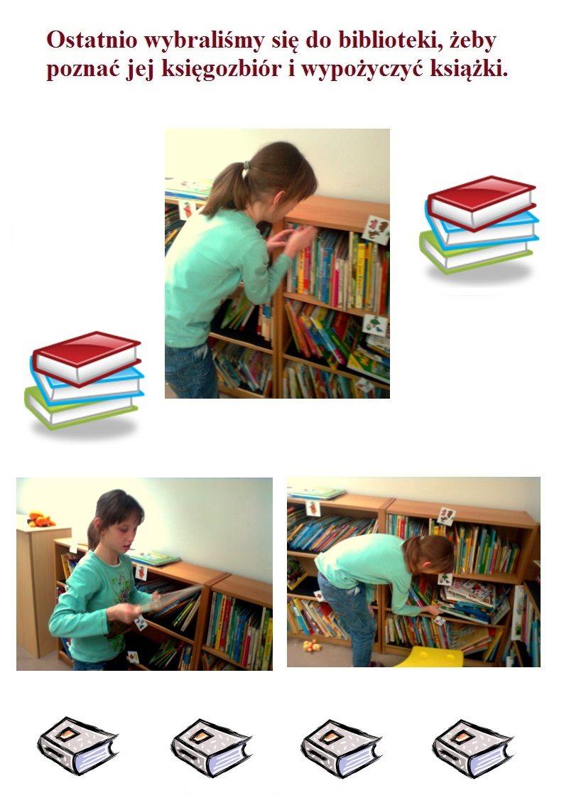 biblioteka szkolna cz.2- styczeń
