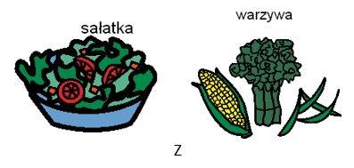salatka z warzywami
