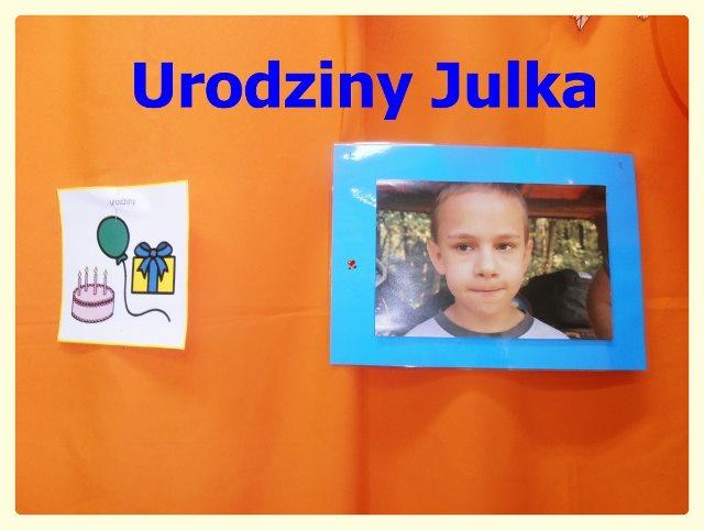Urodziny Julka